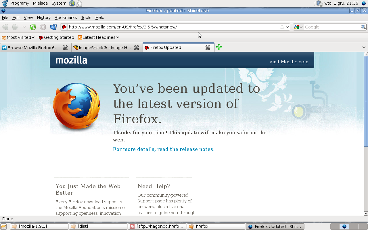 Download Mozilla Firefox (Linux) 23 0 – Linux