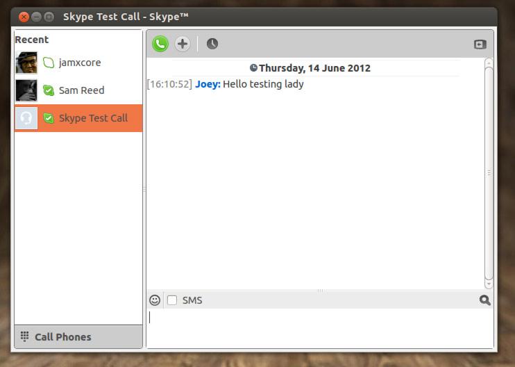 Skype for linux 5. 1 beta released [linux repository] | ubuntuhandbook.