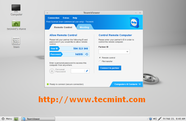 Download TeamViewer for Linux 8 0 17864 – Linux