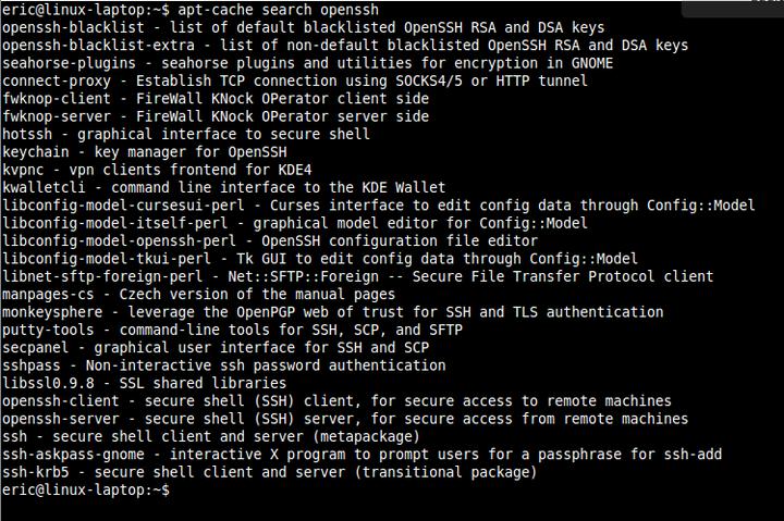 Download OpenSSH 7 1 – Linux