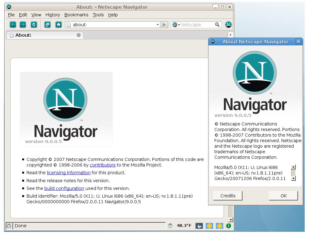 netscape navigator 9.0 gratuit