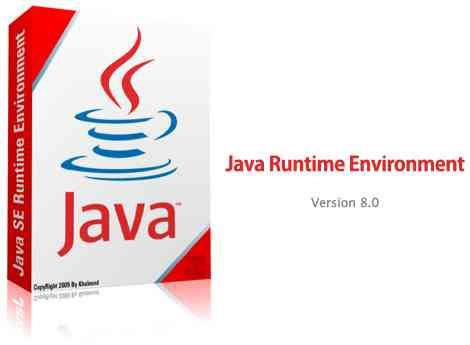 Resultado de imagen de Java SE Runtime Environment
