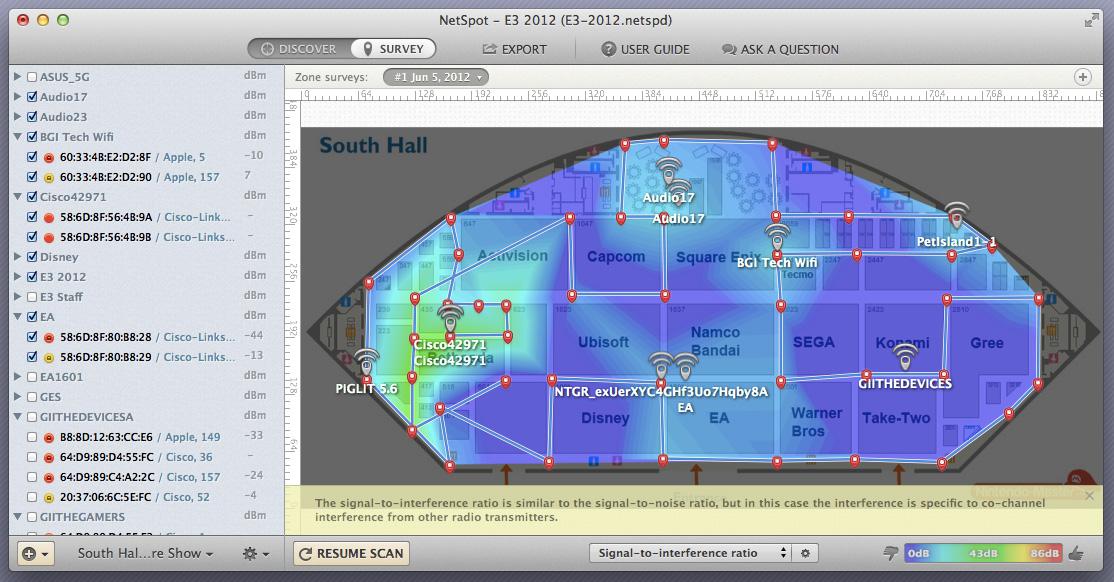 Download NetSpot for Mac 2 4 594 – Mac