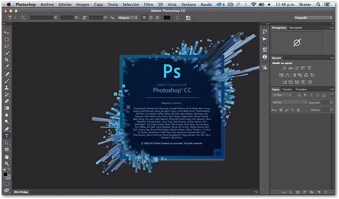 descargar adobe photoshop cc7