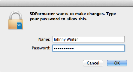 Download SD Formatter for Mac 4 00B – Mac