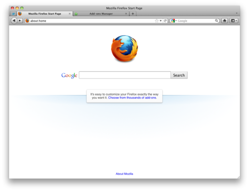 Google's superfast browser for Mac