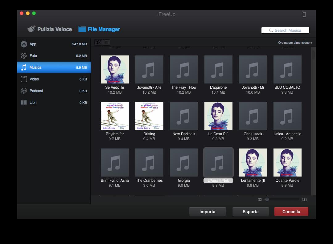 ifreeup download mac