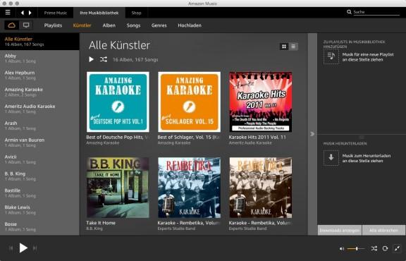 Download Amazon Music 4 2 2 1037 – Mac