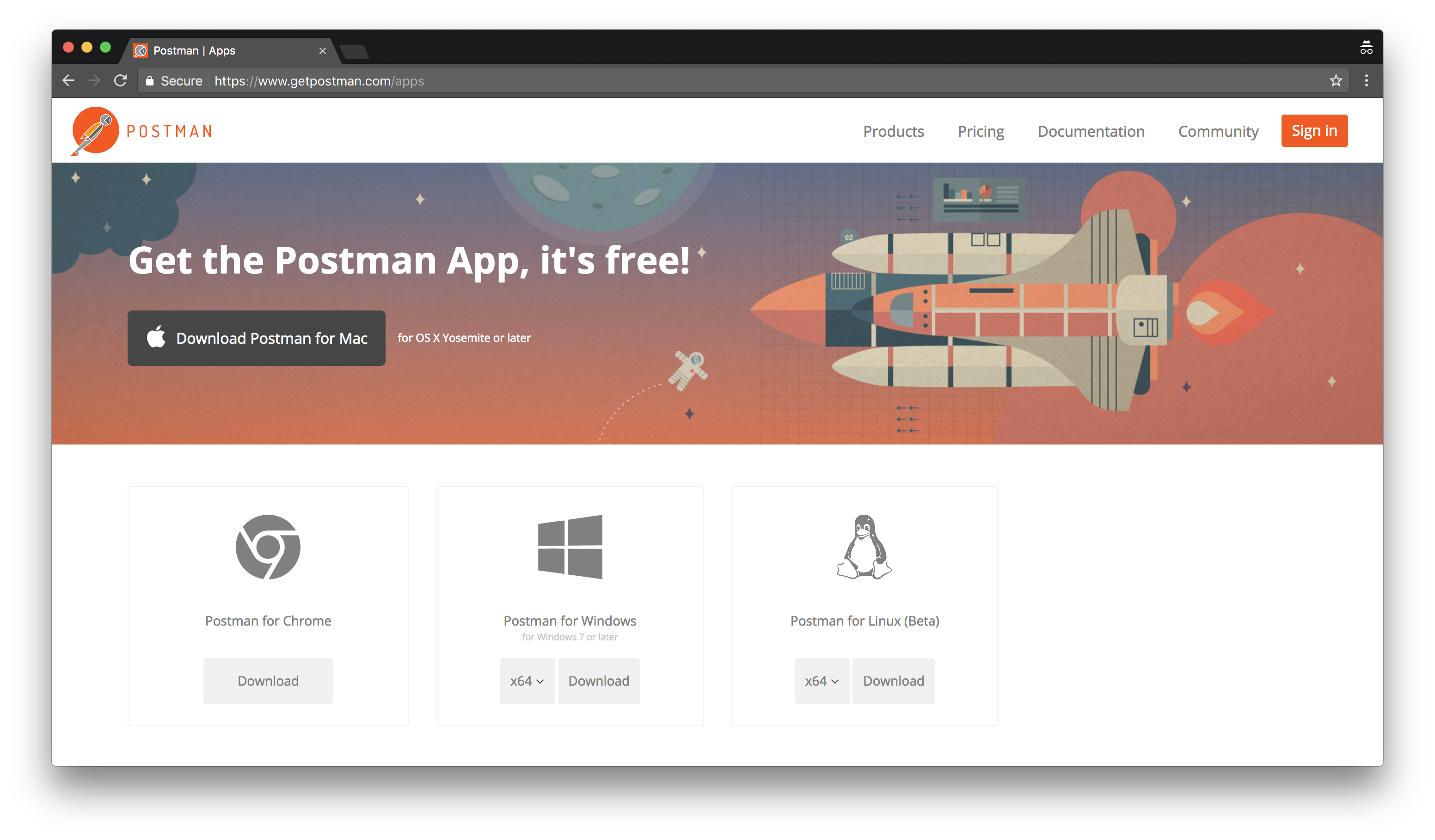 download google chrome for macbook pro free