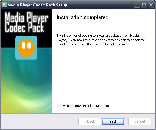 descargar codecs de video reproductor windows media