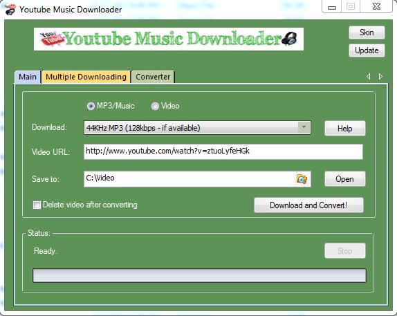 program download youtube music mp3 free