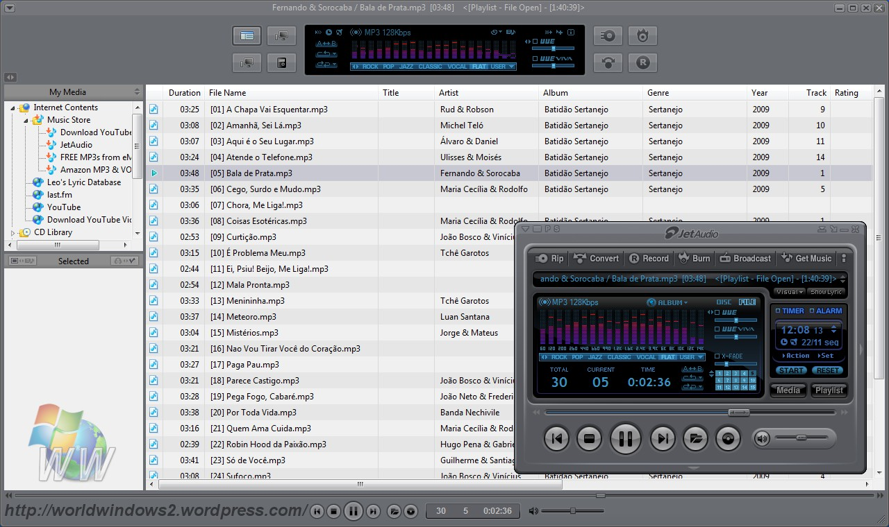 jetAudio - Download for PC Free