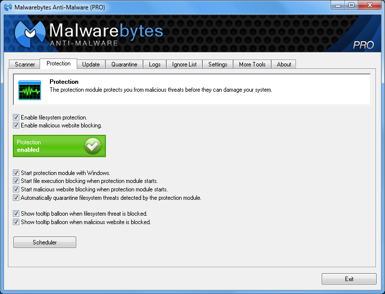 download malwarebytes portable gratis
