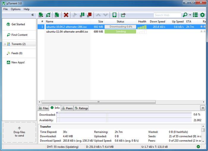 Download utorrent classic 3. 5. 5 – windows.