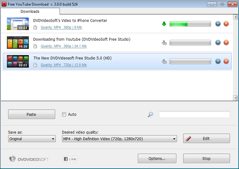 free youtube downloader and converter for windows 10