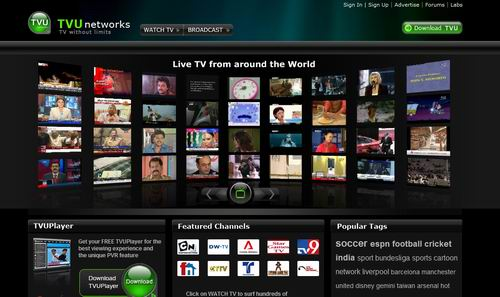 free download tv online software for pc