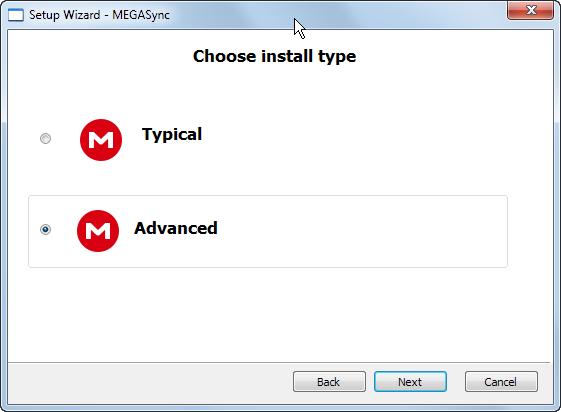 Download MEGASync 0 22 – Windows