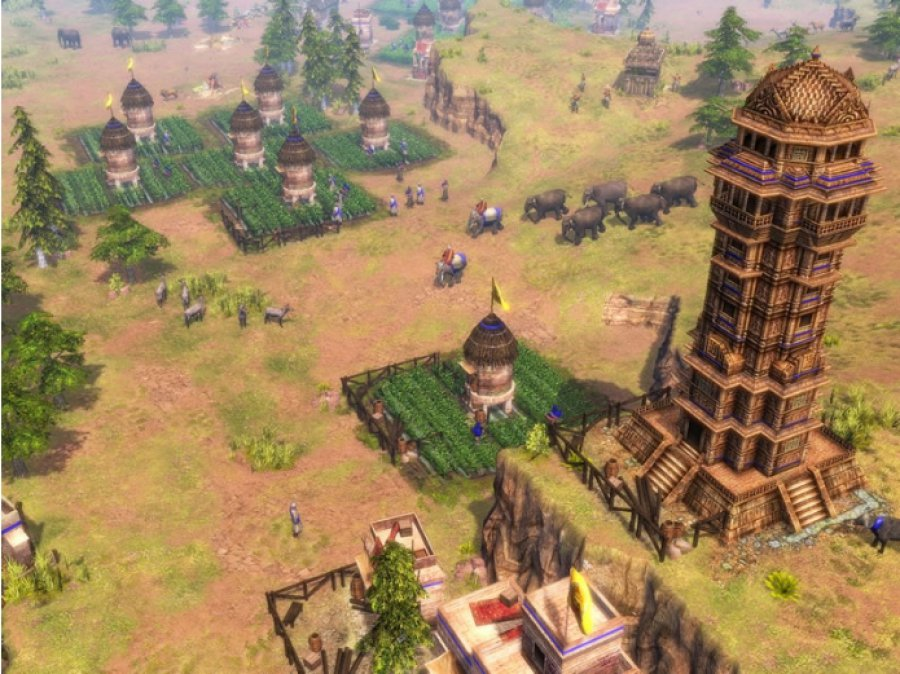 age of empires iii the asian dynasties full game download