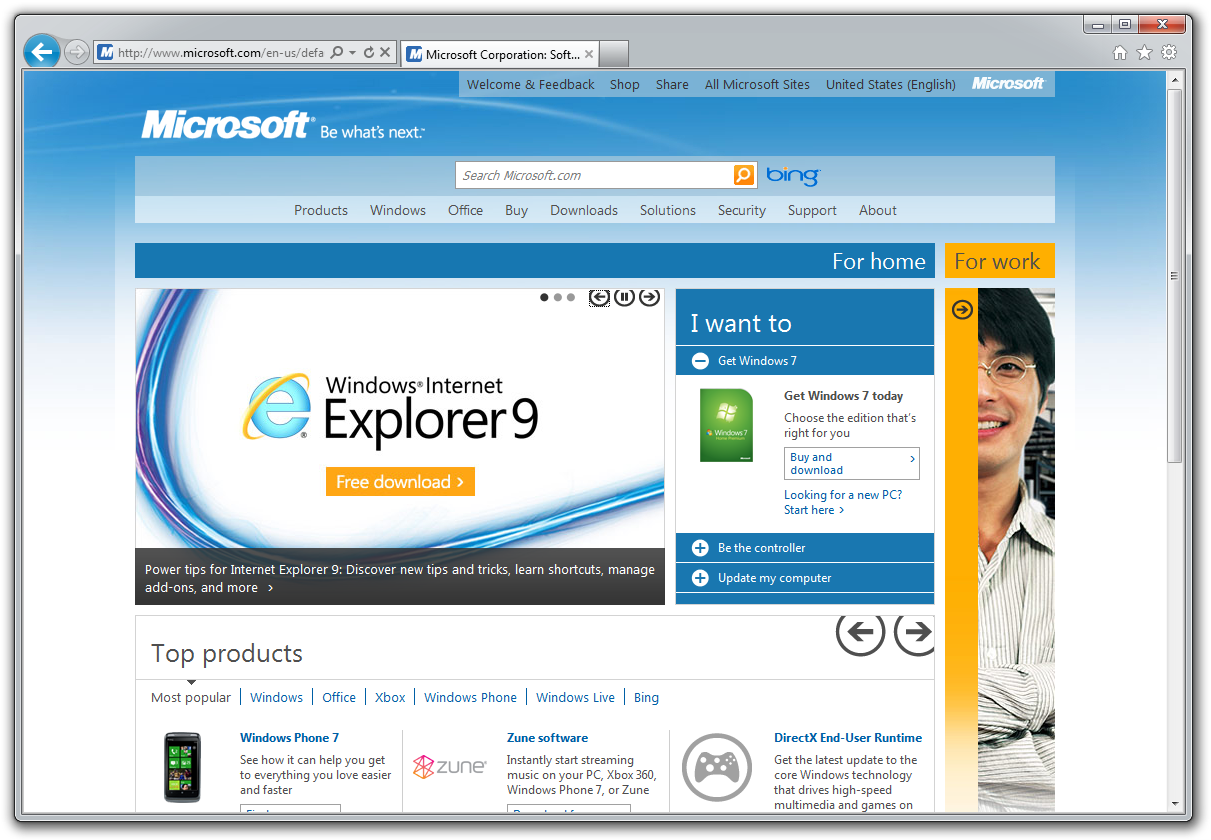 💋 Download latest version of internet explorer 9 for windows 7 64