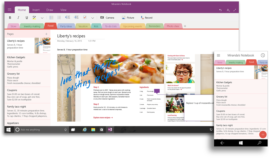 Download Microsoft OneNote 2016 (32-bit) – Windows
