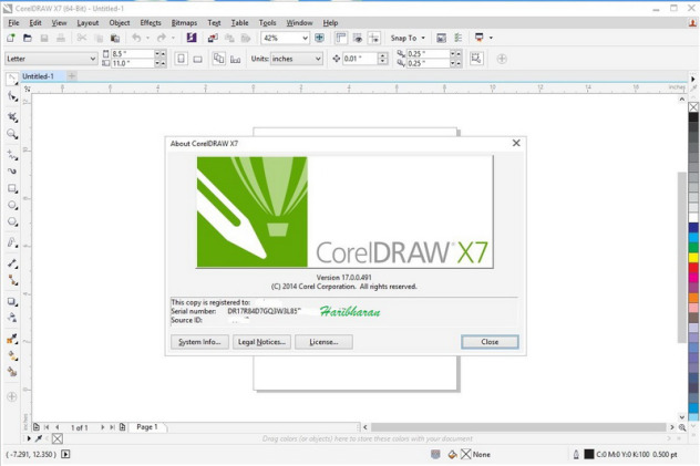 Download Coreldraw Graphics Suite X7 17 4 0 887 Windows