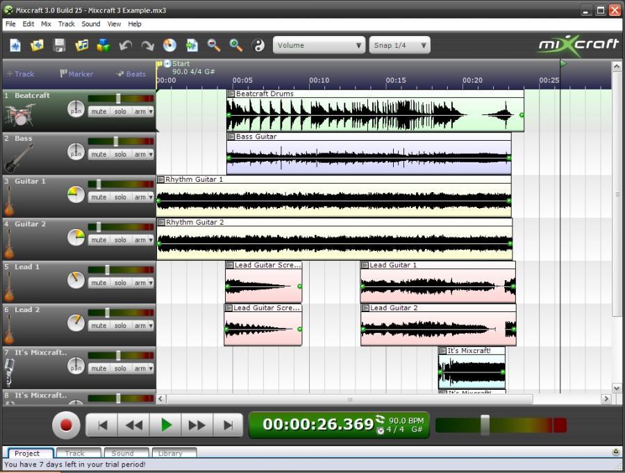 Acoustica beatcraft key