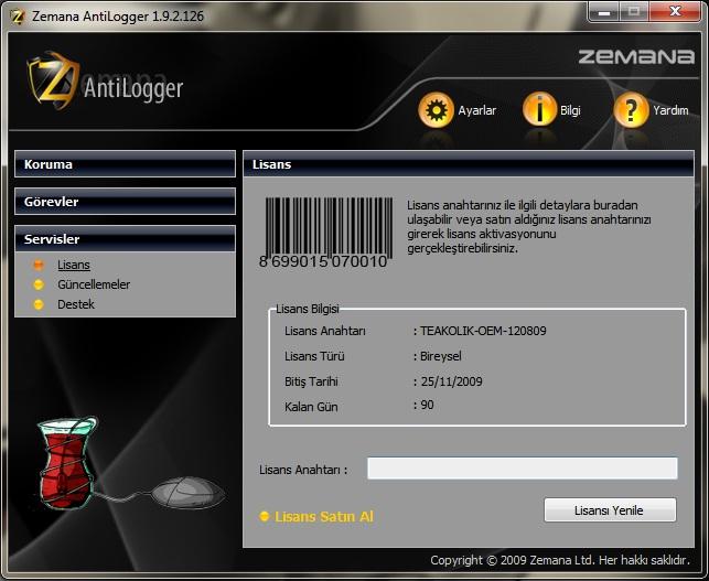 zemana antilogger 1.9.3.602 serial key