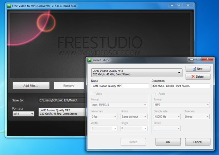 mpeg4 to mp3 converter free download full version