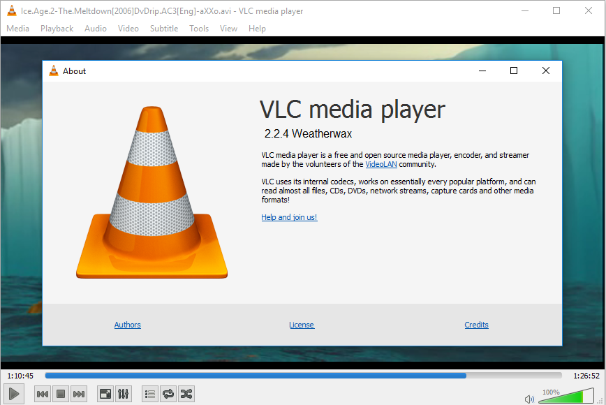 Vlc media player 3. 0. 6 final free download software reviews.