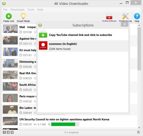descargar video youtube 4k