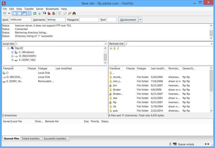 Download Portable FileZilla 3 38 0 x64 – Windows
