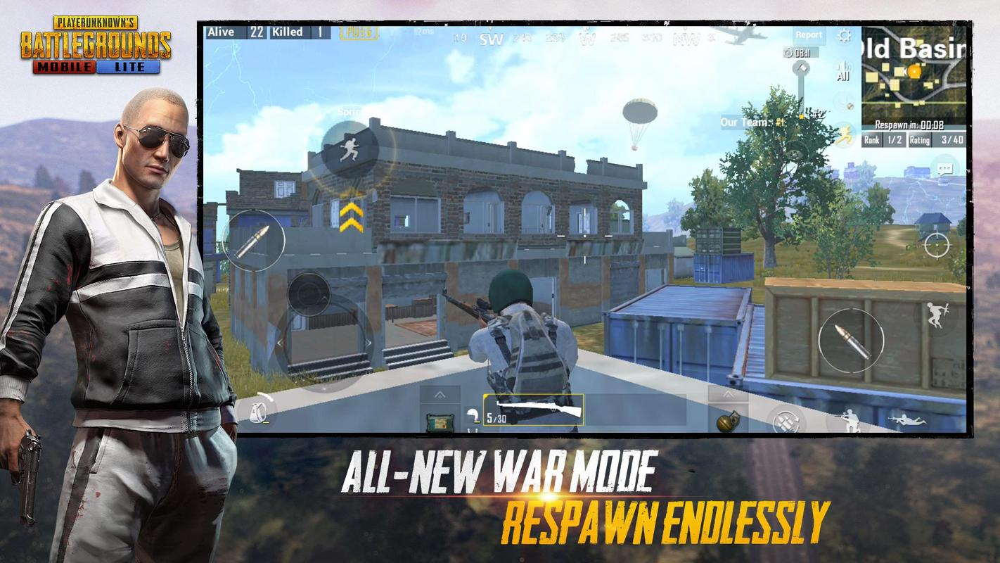 Download PUBG MOBILE LITE 0 12 0 – Android