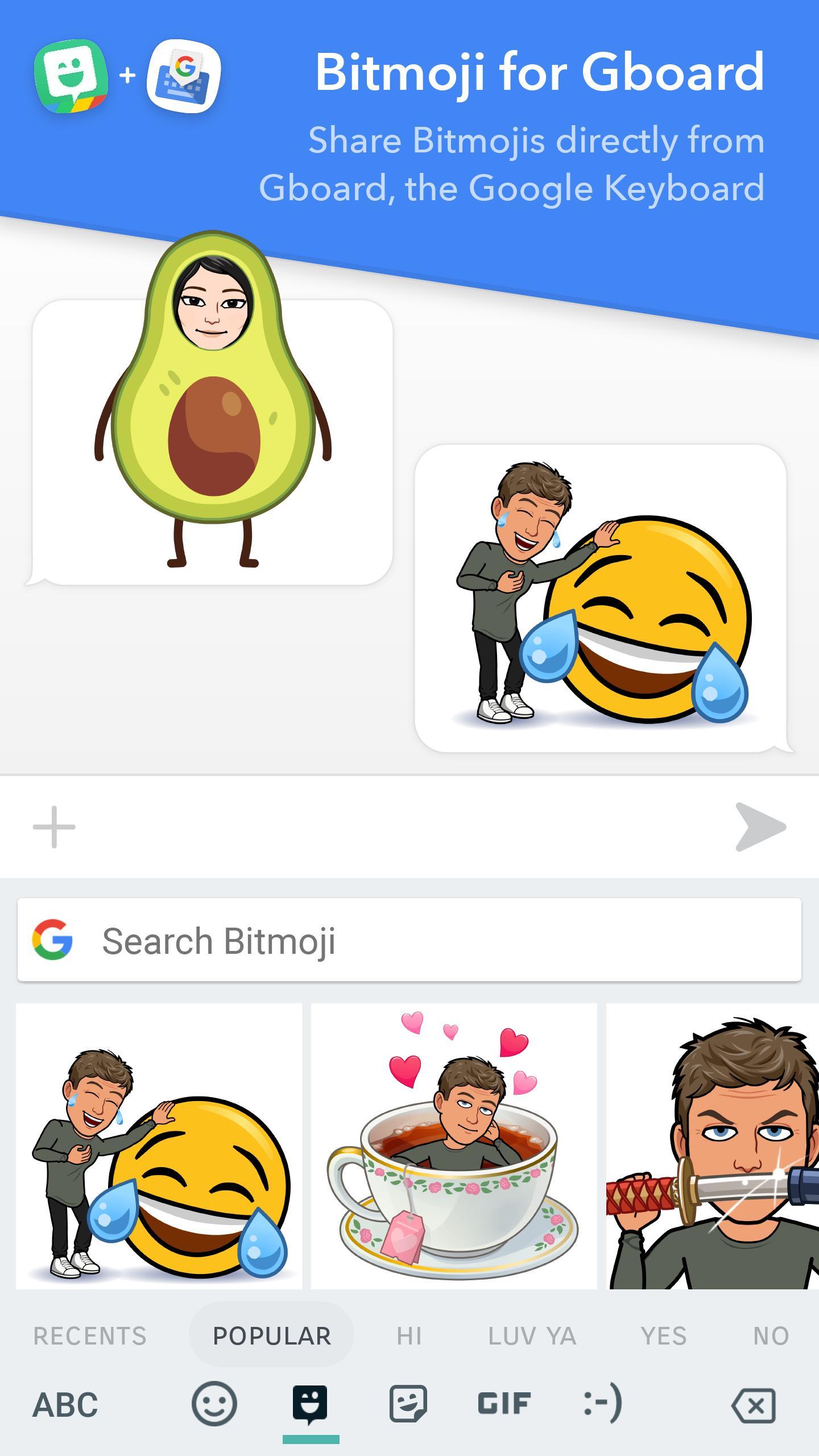 Download Bitmoji 10 65 249 – Android