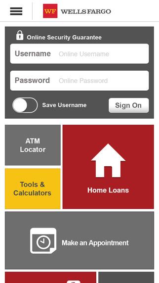 Download Wells Fargo Mobile 2 60 – iPhone